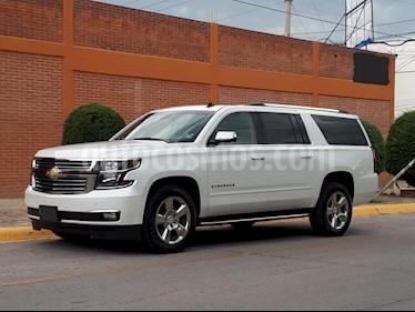Foto venta Auto Seminuevo Chevrolet Suburban Premier Piel 4x4 (2018) color Blanco precio $899,000