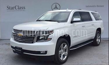 Chevrolet Suburban Premier Piel 4x4 usado (2019) color Blanco precio $1,799,900