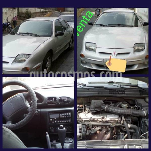 Chevrolet Sunfire 4 Ptas Auto. usado (2002) color Gris precio BoF111.111