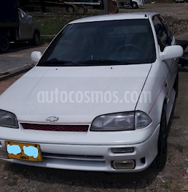 Chevrolet Swift 1.0 usado (1993) color Blanco precio $6.800.000