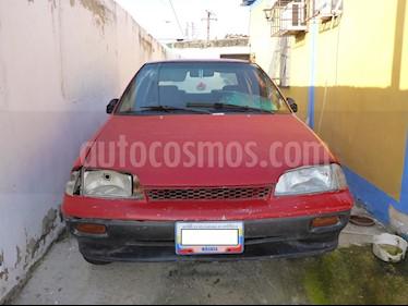 Foto venta carro usado Chevrolet Swift 1.3 (1993) color Rojo precio BoF450