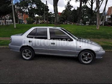 Chevrolet Swift Swift 13 usado (1999) color Gris precio $10.000.000