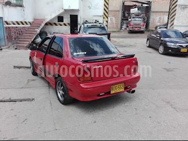 Chevrolet Swift Swift 13 usado (1993) color Rojo precio $7.000.000