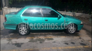 Foto venta carro Usado Chevrolet Swift Face Lift L4 1.6 (1992) color Verde