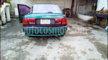 Chevrolet Swift DLX L4 1.6 usado (1993) color Verde precio u$s1.300