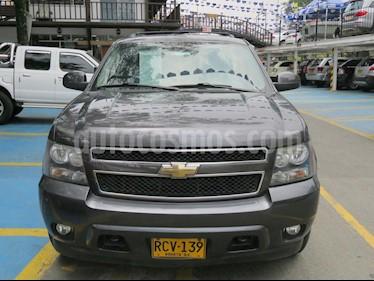 Foto venta Carro usado Chevrolet Tahoe 5.3L 4x4 Aut (2010) color Gris precio $68.900.000