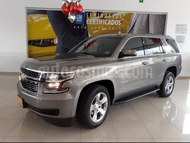 Foto venta Auto usado Chevrolet Tahoe 5p LT V8/5.3 Aut 2da/cubo (2018) color Gris precio $788,900