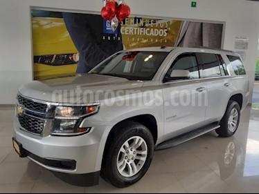 Foto venta Auto usado Chevrolet Tahoe 5p LT V8/5.3 Aut (2015) color Plata precio $499,900