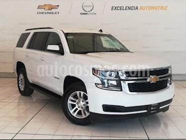 Foto venta Auto usado Chevrolet Tahoe LS Tela (2017) color Blanco precio $599,000