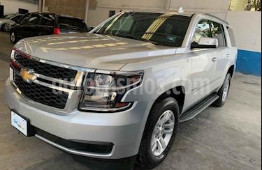 Foto venta Auto usado Chevrolet Tahoe LS Tela (2018) color Plata precio $569,900