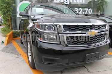 Foto Chevrolet Tahoe LS Tela usado (2016) color Negro precio $479,000
