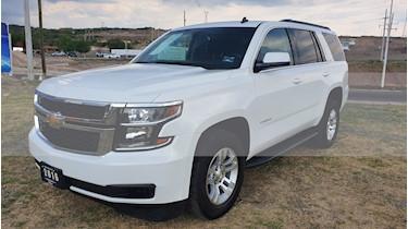 Foto venta Auto usado Chevrolet Tahoe LS Tela (2016) color Blanco precio $499,000