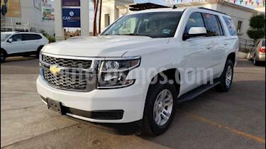 Foto venta Auto usado Chevrolet Tahoe LS Tela (2017) color Blanco precio $509,900