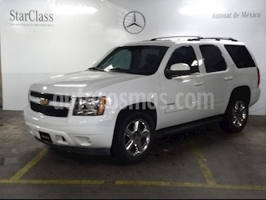 Foto venta Auto Seminuevo Chevrolet Tahoe LT Full (2013) color Blanco precio $339,000