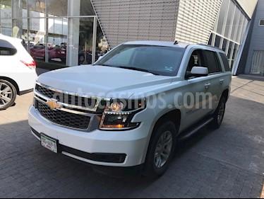 Foto venta Auto usado Chevrolet Tahoe LT Paq C  (2017) color Blanco precio $645,000