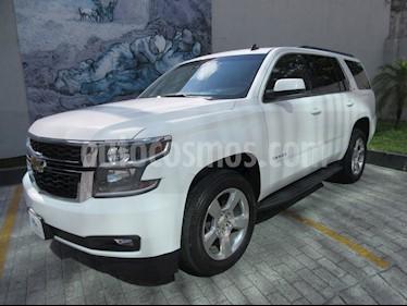 Foto venta Auto usado Chevrolet Tahoe LT Piel Cubo (2015) color Blanco precio $509,900