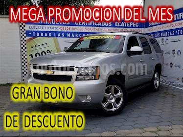 Foto venta Auto usado Chevrolet Tahoe LT Piel Cubo (2013) color Plata Brillante precio $600,000