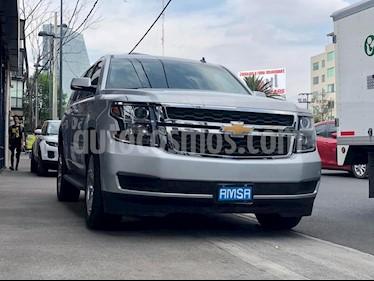 Foto venta Auto usado Chevrolet Tahoe LT Piel Cubo (2016) color Plata Brillante precio $635,000