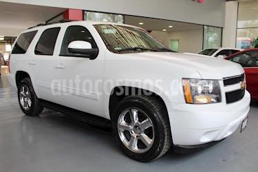 Foto venta Auto Seminuevo Chevrolet Tahoe LT Tela (2014) color Blanco precio $365,000