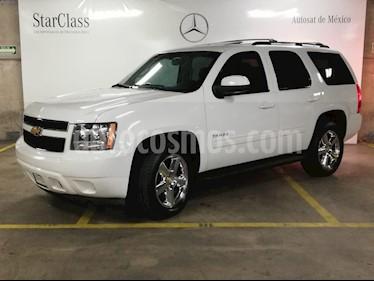 Foto venta Auto usado Chevrolet Tahoe LT (2013) color Blanco precio $339,000