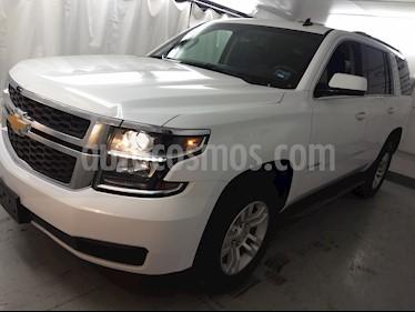 Foto venta Auto usado Chevrolet Tahoe LT (2017) color Blanco precio $535,000