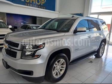 Foto venta Auto usado Chevrolet Tahoe LT (2017) color Plata precio $540,000