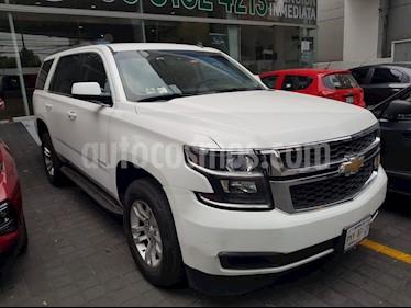 Foto venta Auto usado Chevrolet Tahoe LT (2015) color Blanco precio $455,000