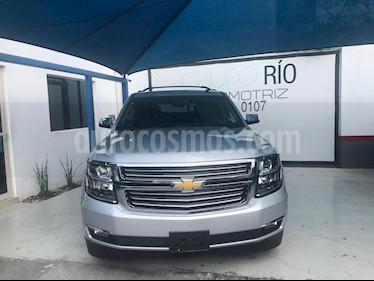 Foto venta Auto usado Chevrolet Tahoe LTZ 4x4 (2016) color Plata precio $665,000