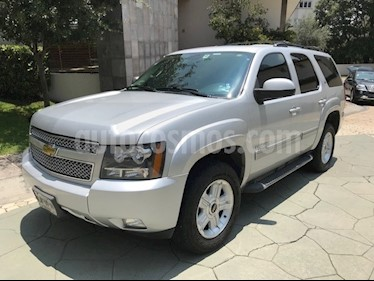 Foto venta Auto usado Chevrolet Tahoe LTZ 4x4 (2011) color Plata Brillante precio $220,000