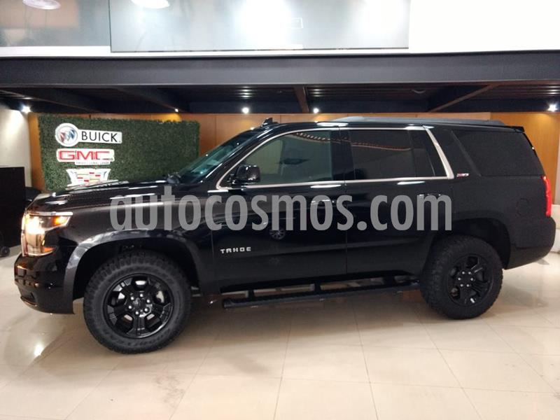 Chevrolet Tahoe Midnight usado (2018) color Negro precio $770,000