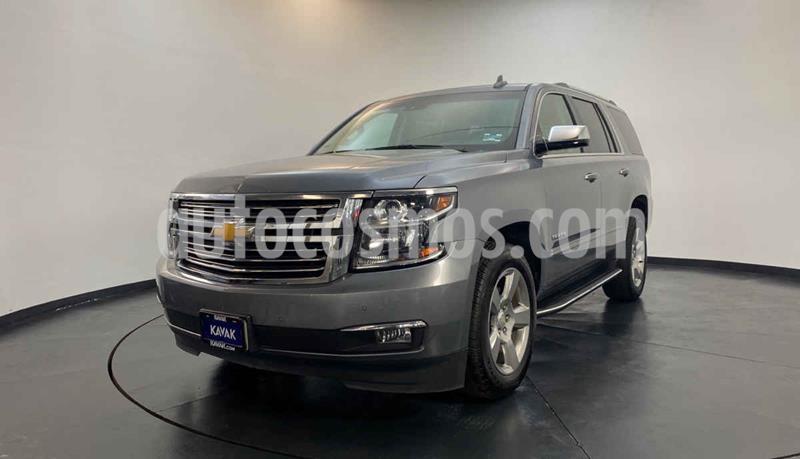 Chevrolet Tahoe Premier Piel 4x4 usado (2019) color Gris precio $874,999