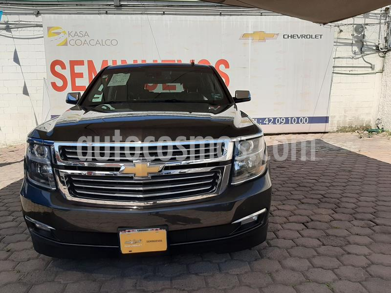 Chevrolet Tahoe Premier Piel 4x4 usado (2016) color Negro precio $610,000