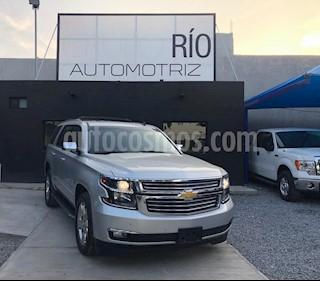Chevrolet Tahoe LTZ 4x4 usado (2016) color Plata precio $620,000