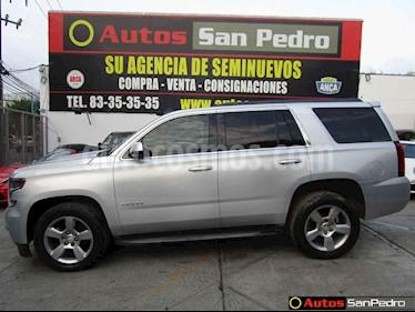 Chevrolet Tahoe LT usado (2015) color Plata precio $439,000