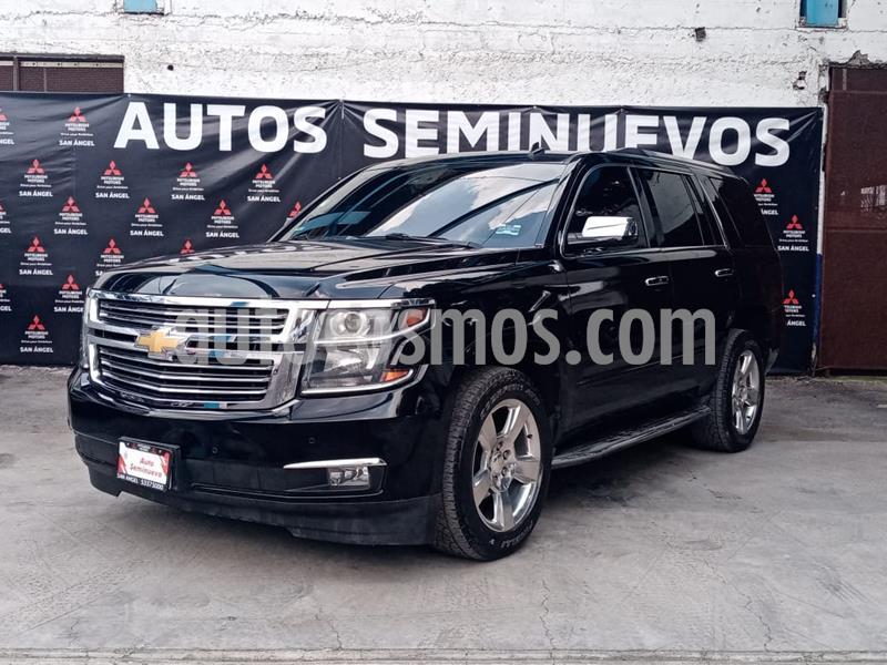 Foto Chevrolet Tahoe LTZ 4x4 usado (2015) color Negro precio $495,000