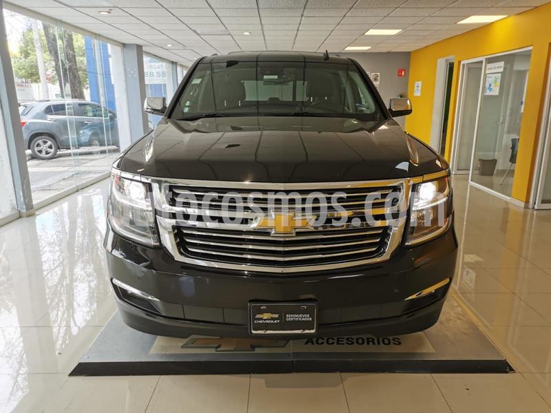Chevrolet Tahoe Premier Piel 4x4 usado (2017) color Negro precio $660,000