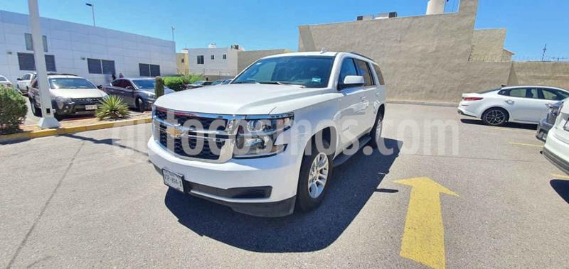 Chevrolet Tahoe LT usado (2018) color Blanco precio $630,000