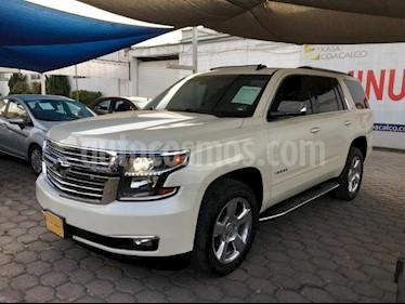 Foto Chevrolet Tahoe 5p LTZ V8/5.3 Aut 4x4 usado (2015) color Blanco precio $530,000