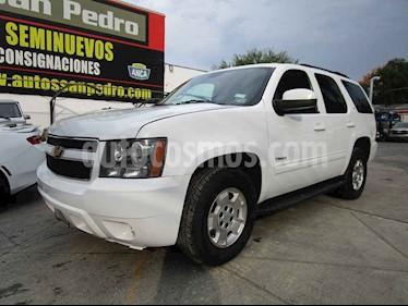 Chevrolet Tahoe Paq C  usado (2012) color Blanco precio $259,000