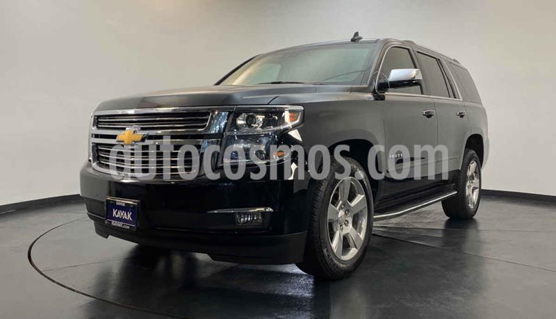 Chevrolet Tahoe Premier Piel 4x4 usado (2019) color Negro precio $899,999