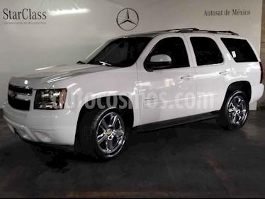 Chevrolet Tahoe 5 pts. A LT usado (2013) color Blanco precio $299,000