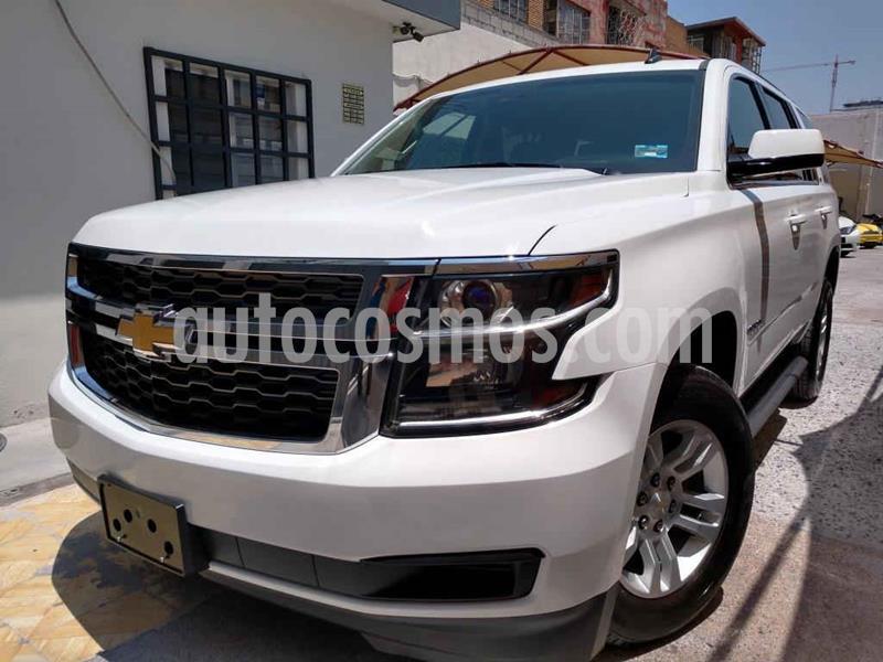 Chevrolet Tahoe LT usado (2017) color Blanco precio $610,000