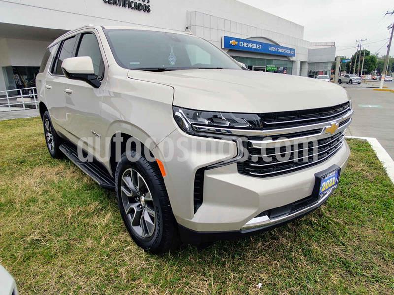 Chevrolet Tahoe LS Tela nuevo color Beige precio $1,245,000