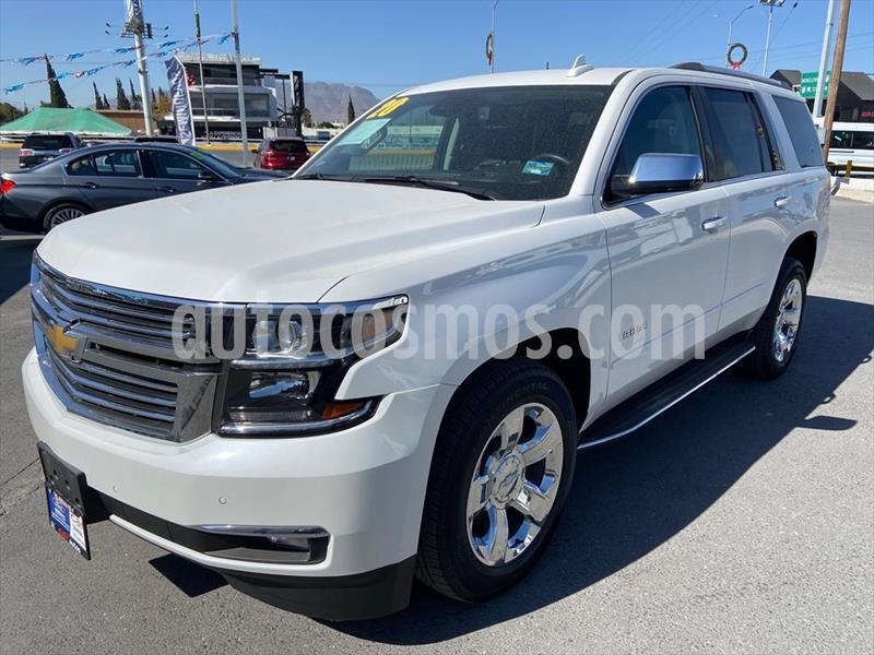 Chevrolet Tahoe PREMIER usado (2020) color Blanco precio $988,000