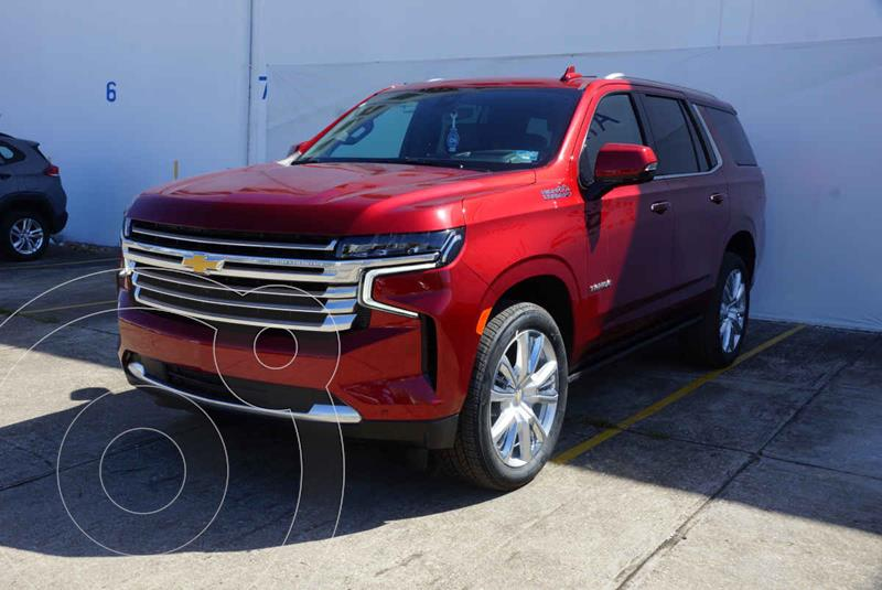 Foto Chevrolet Tahoe High Country nuevo color Rojo precio $1,619,900