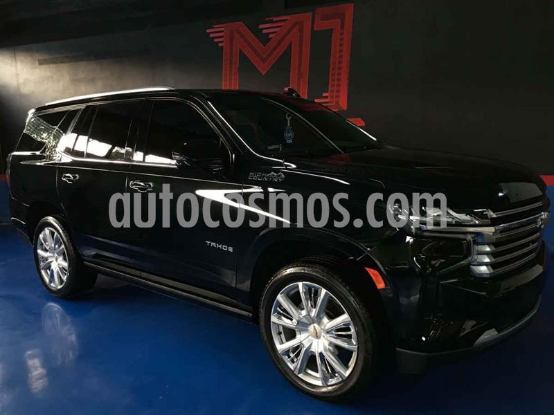 Chevrolet Tahoe High Country usado (2021) color Negro precio $1,489,000
