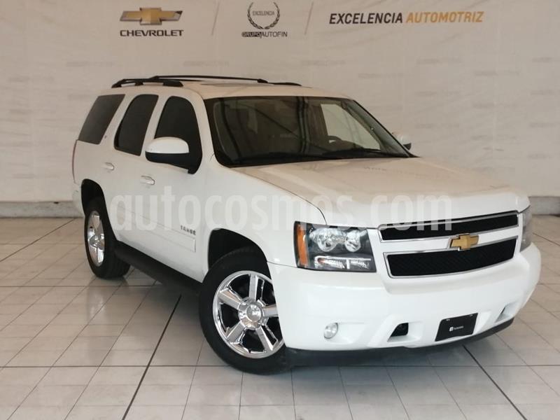 Chevrolet Tahoe LT Paq D  usado (2013) color Blanco precio $329,000