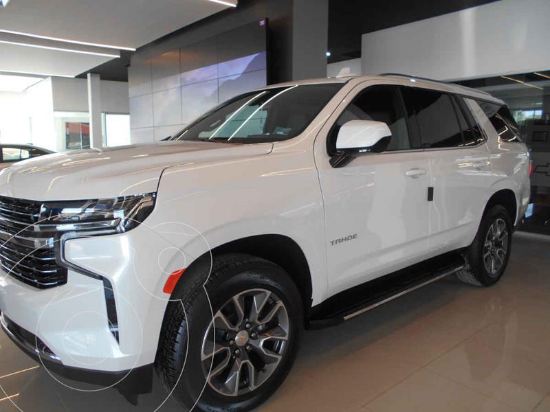 Chevrolet Tahoe LT nuevo color Blanco precio $1,351,500