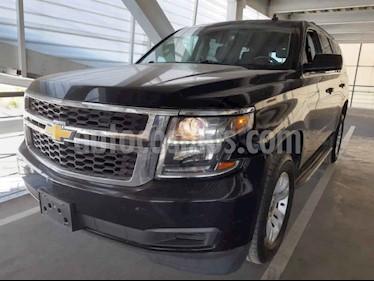 Chevrolet Tahoe 5p LS V8/5.3 Aut usado (2016) color Negro precio $465,000