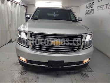 Chevrolet Tahoe Premier Piel 4x4 usado (2019) color Plata Brillante precio $899,000